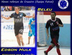 Cruzeiro de Macaíba anuncia os mais novos reforços para o Campeonato Norteriograndense de Futsal