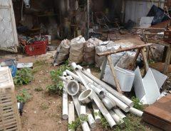 Polícia Civil de Macaíba dá flagrante em dono de material de construção por receptação qualificada, destaca blog