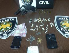 Integrantes de facção criminosa que ameaçam estudantes são presos em Macaíba