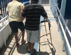 Denilson Gadelha cobra cadeira de rodas para as unidades de saúde e levantou a importância da comunidade Bela Vista para o município