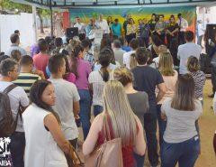 Informe Publicitário: Quadra poliesportiva coberta do Vilar é inaugurada