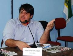 Vereador Netinho França ainda não decidiu…