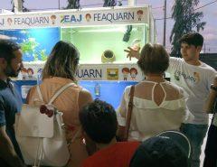 Escola Agrícola de Jundiaí participa da 57ª edição da Festa do Boi