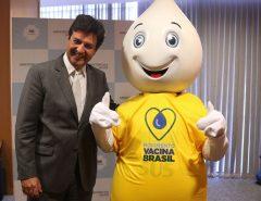 Campanha Nacional de Vacinação contra o Sarampo começa segunda-feira