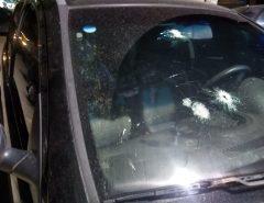 Suspeito é baleado após assalto, perseguição e tiroteio na Grande Natal