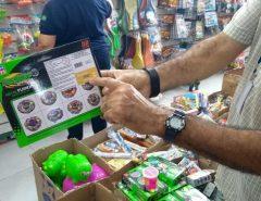 Operação Dia das Crianças: IPEM/RN fiscaliza brinquedos em Natal e Mossoró
