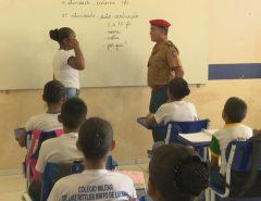Após governo negar modelo cívico-militar nas escolas, municípios do RN decidem aderir a programa federal