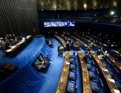 Senado deve votar hoje, em segundo turno, a reforma da Previdência