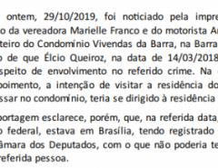 Moro pede que PGR investigue possível denunciação caluniosa contra Bolsonaro