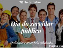 Mensagem da ex-prefeita Marília Dias pelo Dia do Servidor Público