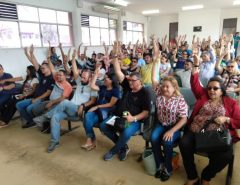 Servidores do Detran-RN suspendem greve e retomam atendimento na segunda-feira