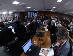 CCJ do Senado rejeita destaques; reforma da Previdência vai a plenário