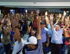POLICIAIS CIVIS RECUSAM PROPOSTA DO GOVERNO E MARCAM ASSEMBLEIA COM INDICATIVO DE PARALISAÇÃO