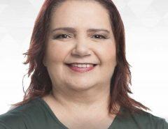 Prefeita de Pedro Velho, RN, Patrícia Targino morre aos 59 anos