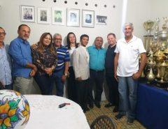 Comemoração dos 82 anos do Cruzeiro de Macaíba