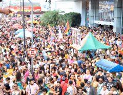 Com apoio do Governo do RN, Parada da Diversidade é realizada em Natal