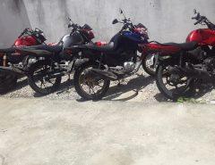 Polícia Militar prende 4 suspeitos por desmanche de motos na Grande Natal