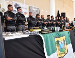 Governo nomeia 56 novos agentes penitenciários e entrega equipamentos