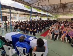 Rede e-Tec Brasil realiza sessão solene de colação de grau do Polo Macaíba