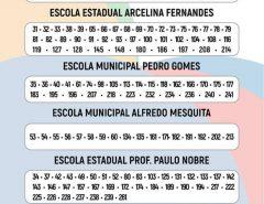 Eleições do Conselho Tutelar 2019: confiram seções e candidatos de Macaíba