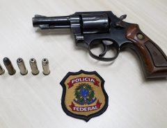 PF prende homem que tentava embarcar armado no aeroporto na Grande Natal