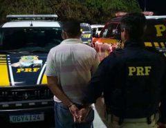 PRF apreende cocaína na BR 101 em São José de Mipibu