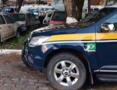 PRF vai leiloar 820 veículos retidos no RN