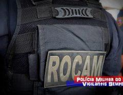 ROCAM prende homem por crime de adulteração de sinal identificador de veículo na Grande Natal