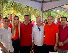 Agreste: Família Justino agora unida com grupo da vice-prefeita Geyse Murian em Lagoa Salgada