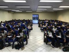 Escola Agrícola de Jundiaí realiza simulado para o ENEM