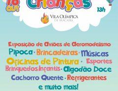 Informe Publicitário: Prefeitura de Macaíba promove grande festa do Dia das Crianças na Vila Olímpica nesta sexta-feira (18)