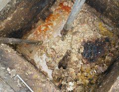 """Óleo de fritura provoca """"infarto"""" no sistema de esgotamento sanitário, alerta Caern"""