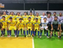 Cruzeiro de Macaíba classificado para a semifinal do Estadual de Futsal