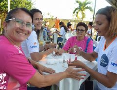 Informe Publicitário: Grande evento do Outubro Rosa movimenta Praça Paulo Holanda