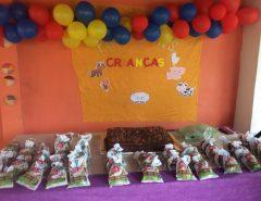 Direção da Escola Severino Firme dos Santos realiza festa para a criançada