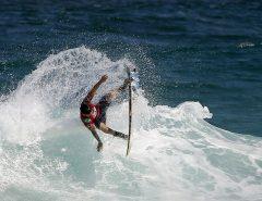 Potiguar Ítalo Ferreira é vice na etapa francesa do circuito mundial de surfe