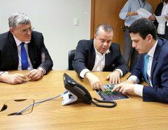 Macaíba recebe R$ 410 mil de emenda parlamentar destinada pelo então deputado Rogério Marinho