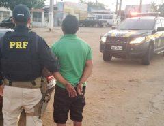 [FOTOS e VÍDEO] No último final de semana a PRF prendeu 21 pessoas por crimes diversos