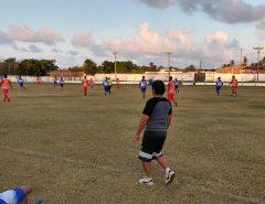 Seleção de Macaíba vence amistoso em preparação ao Super Matutão 2019