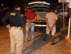 PRF prende quadrilha de estelionatários em Mossoró
