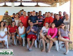 Emídio Jr. realiza reunião do Gabinete Itinerante no Bosque Brasil