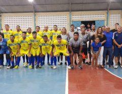 Cruzeiro conquista vitória no Estadual de Futsal 2019