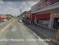 MACAÍBA, ONTEM
