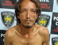 Polícia Civil prende condenado por estupro ocorrido em Macaíba com diversos roubos