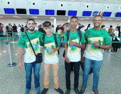 Informe Publicitário: Estudantes representam Macaíba nas Paralimpíadas Escolares 2019