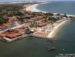 Boletim da Balneabilidade: Praia da Redinha está imprópria para banho