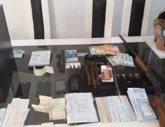 Operação do MPRN cumpre mandados de busca e apreensão e de prisão em Upanema e Mossoró