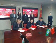 Em reunião com cinco empresas chinesas, Governadora prospecta instalação de fábrica para o setor eólico