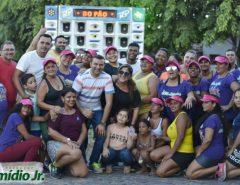 Projeto Macaíba Fitness é realizado no Campo da Santa Cruz