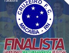 Parabéns, Cruzeiro!